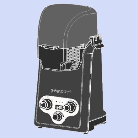 popper is a coffee roaster