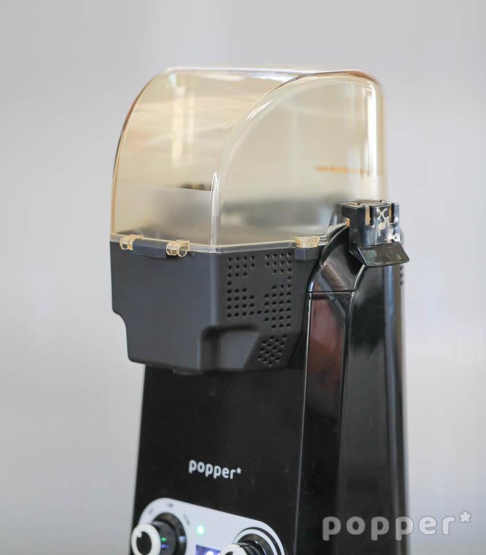 Popper Coffee Roaster Top End